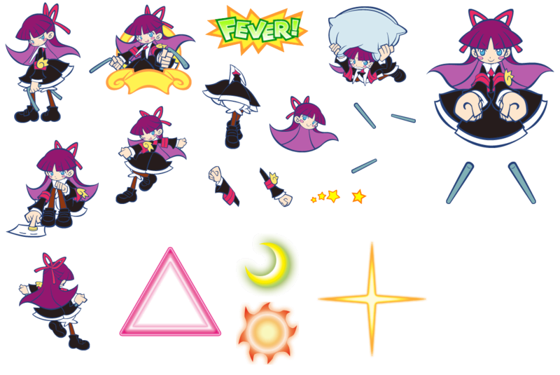 Puyo Puyo VS Modifications of Characters, Skins, and More - Page 2 Ppf2_f10