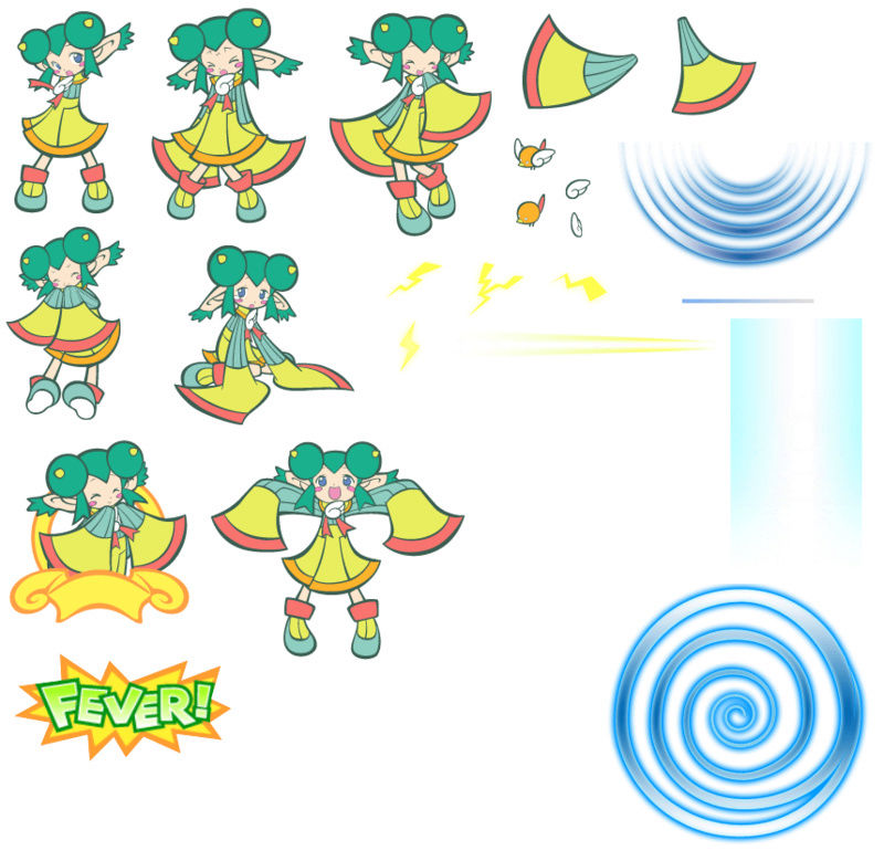 Puyo Puyo VS Modifications of Characters, Skins, and More - Page 2 Ppf2_r11