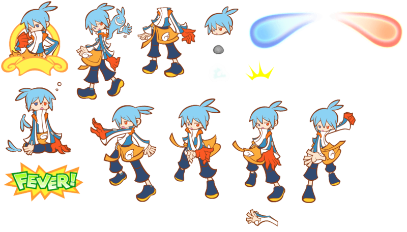 Puyo Puyo VS Modifications of Characters, Skins, and More - Page 2 Ppf2_s10