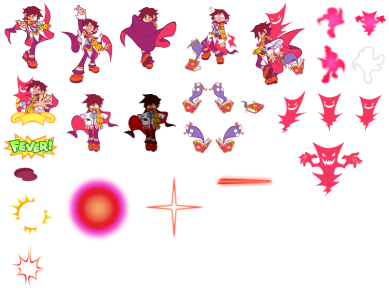 Puyo Puyo VS Modifications of Characters, Skins, and More - Page 2 Ppf2_s11