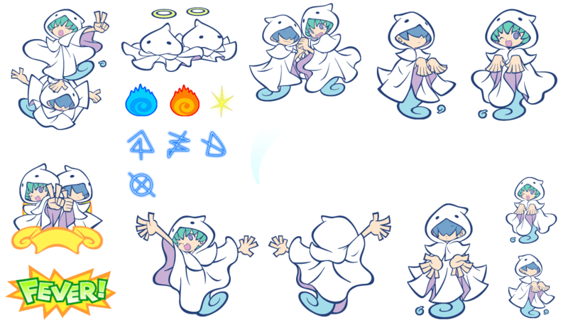 Puyo Puyo VS Modifications of Characters, Skins, and More - Page 2 Ppf2_y10
