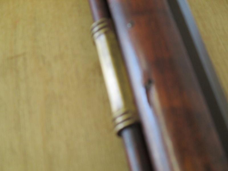 New Pedersoli Rifle 00413