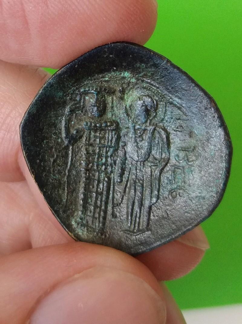 Ayuda con monedas de Bizancio(b4) D410