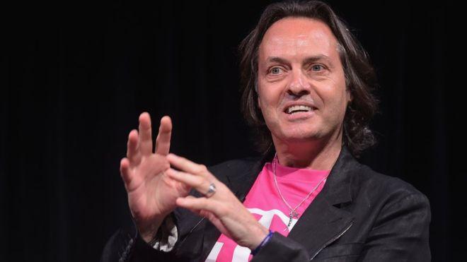 T-Mobile agrees $26bn mega-merger with Sprint _1010910