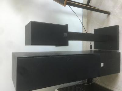 Dali Zensor Speaker set and Yamaha Amp Post-910