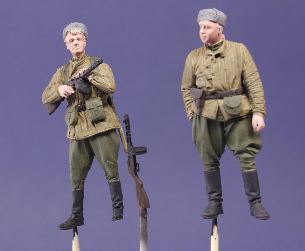 Советские солдаты на отдыхе (1943-1945), 1/35 _mg_6211