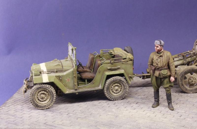 ГАЗ-67Б + 120-мм миномет в прицепе, 1/35  ГОТОВО! - Страница 3 _mg_6321
