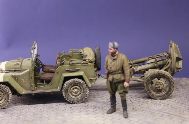 ГАЗ-67Б + 120-мм миномет в прицепе, 1/35  ГОТОВО! - Страница 3 _mg_6322