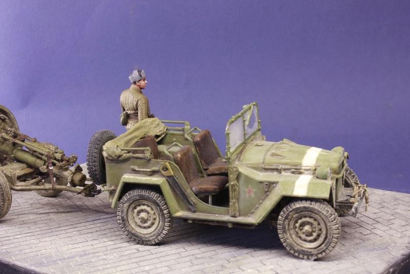 ГАЗ-67Б + 120-мм миномет в прицепе, 1/35  ГОТОВО! - Страница 3 _mg_6329