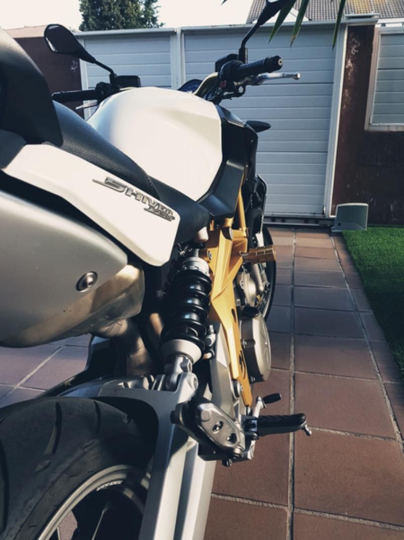 Luz roja parpadeando cuando apagas la moto 20180416