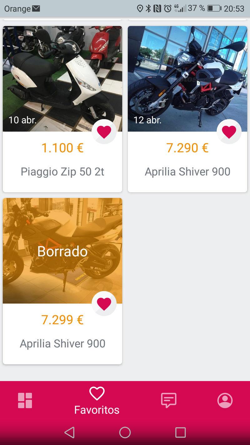 Aprilia shiver 900  - Página 2 Screen11