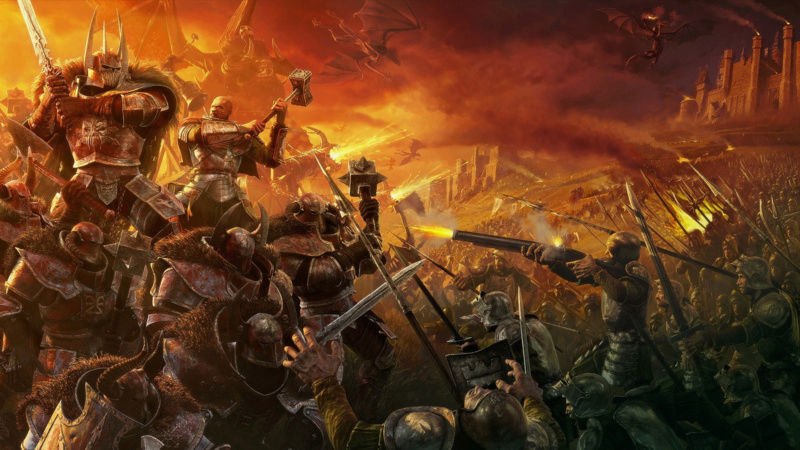 Forum warhammer battle, warhammer 40k