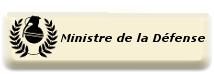 Ministre de la Défense