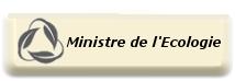 Ministre de l'Ecologie