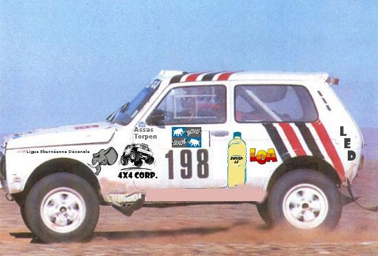 Championnat des rallyes Rallye10