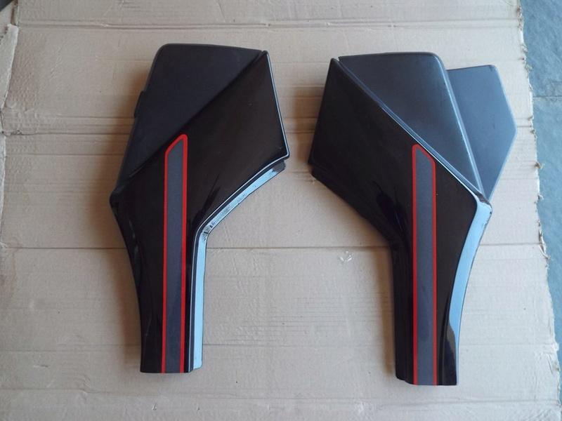 Restauração CBX 750F 1988 - Magia Negra. Latera10