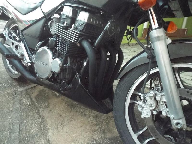 Restauração CBX 750F 1988 - Magia Negra. Recem_11
