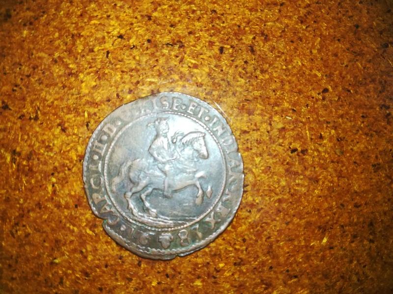 Jetón de Carlos II de 1687 Img_2014