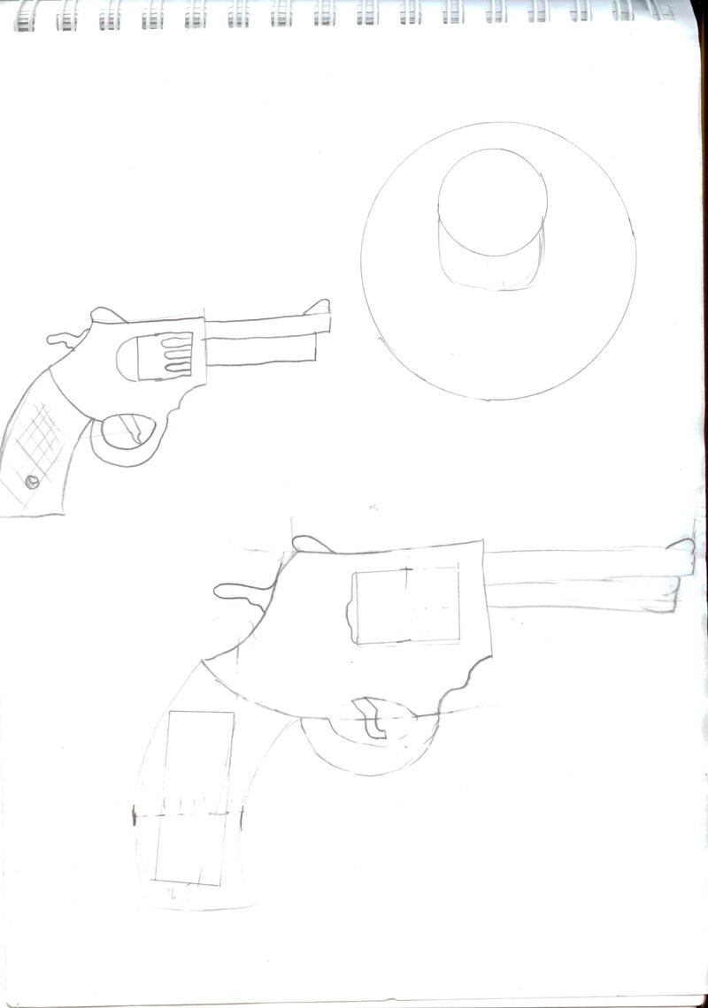 фальшивый пистолет Liza_010