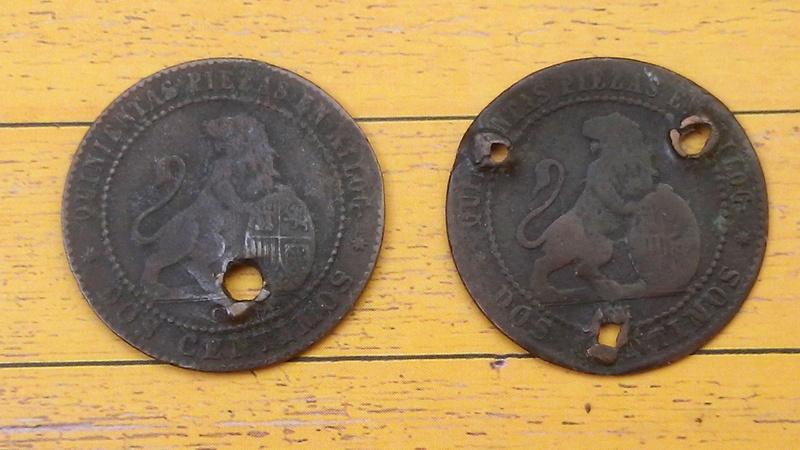 ¿Que opinais de estas monedas? 110