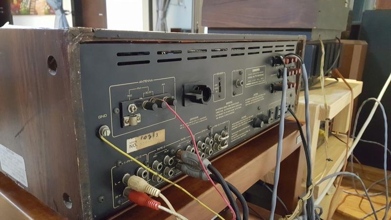 Onkyo monster receiver tx8500 mk2 20180520