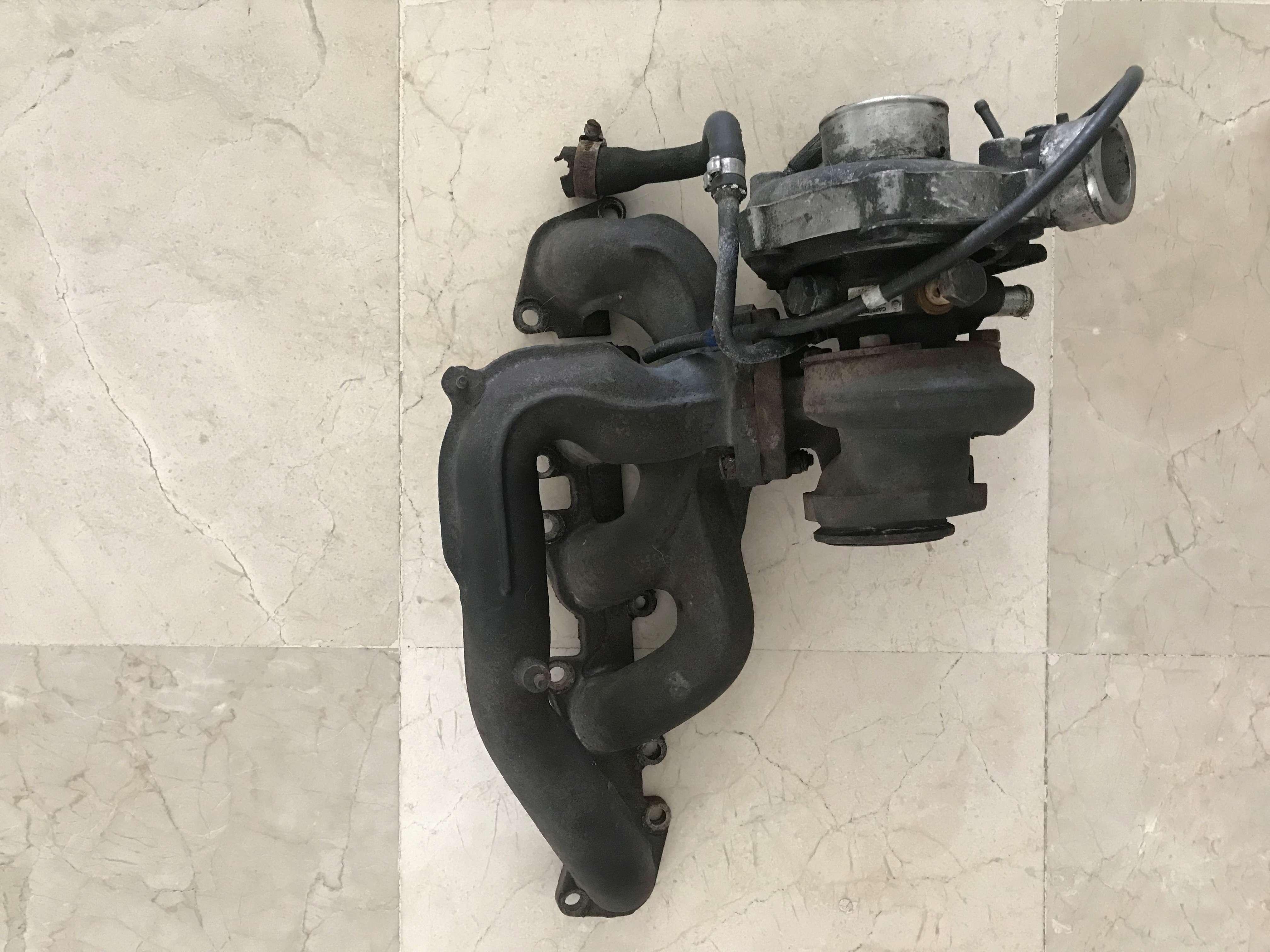 Turbo y colector de salida 20V Img_5611