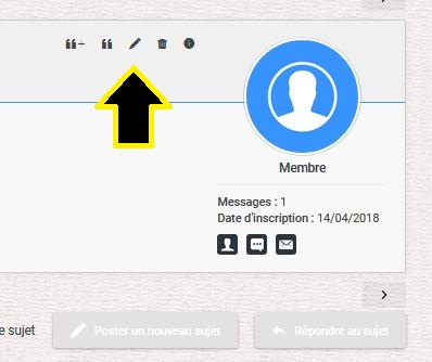 Tutoriel : Créer un compte sur le forum et créer un sujet 9_modi10