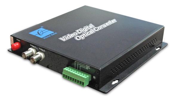 Bộ thu phát 2 kênh Video sang quang SWV60200 4d636410