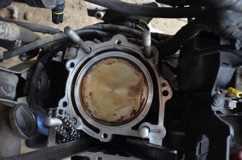 F650 Scarver joints pompe à eau et culasse Bmw_f610