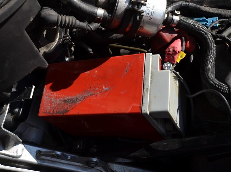 F650 Scarver batterie Bmw_f618