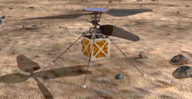 "Préparation du rover Mars 2020 ""Perseverance"" - Page 7 Helico10"