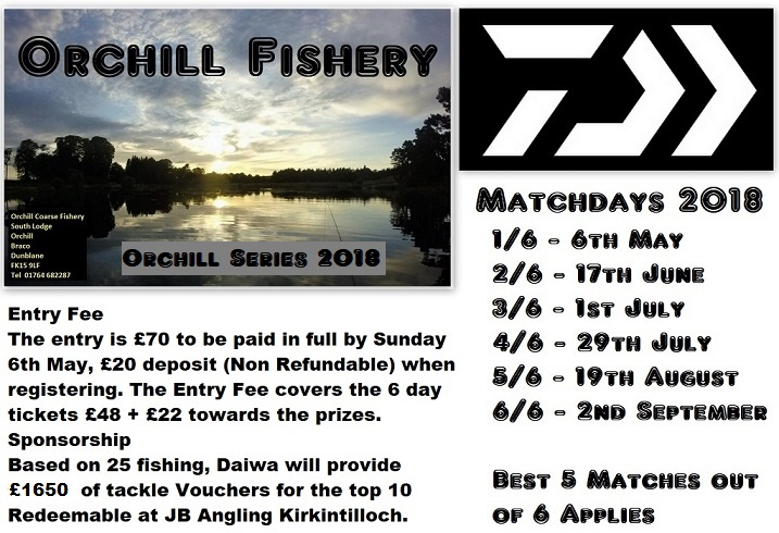 Orchill Series 2018 Screen10