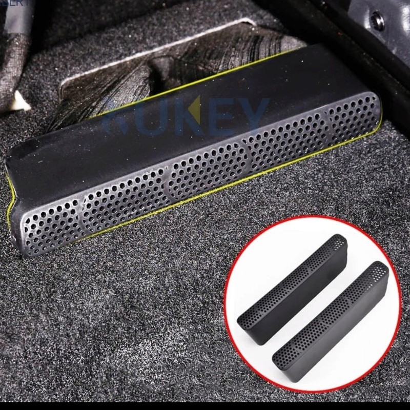 Vendo Consola cambio automatico y rejillas aireadores bajo los asientos Screen10