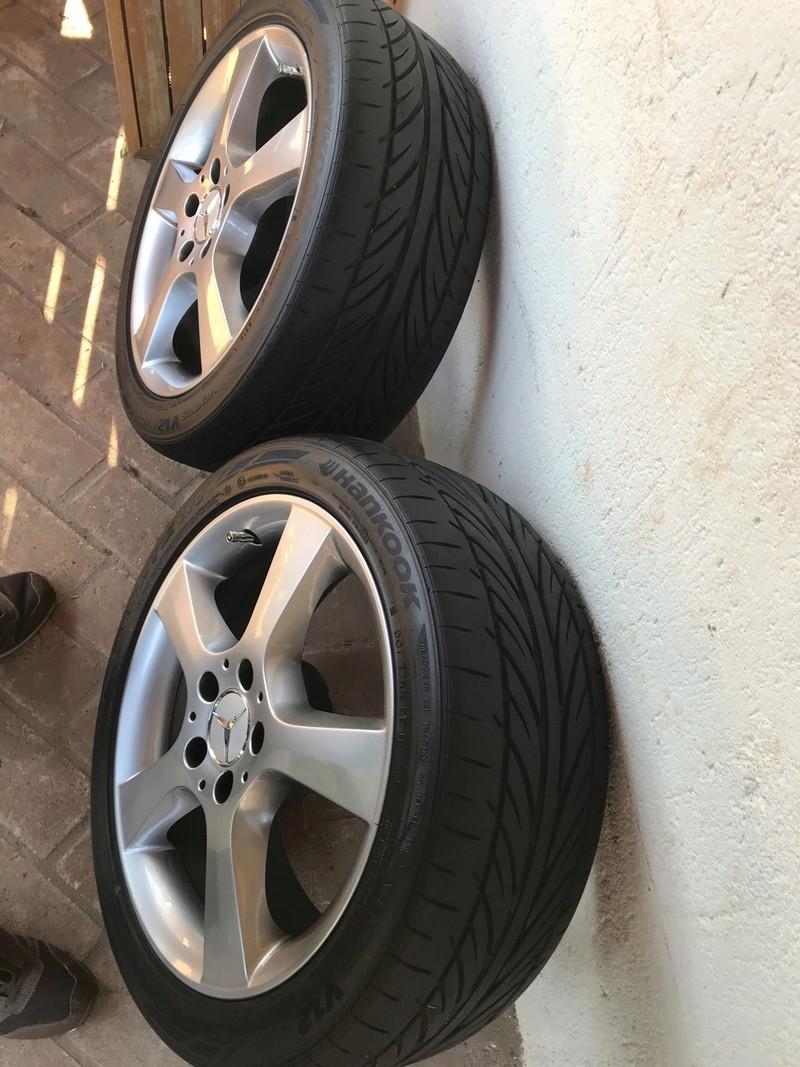 Vendo Jogo de 4 rodas originais Mercedes W203 C350 R$ 3.500,00 Img_2819