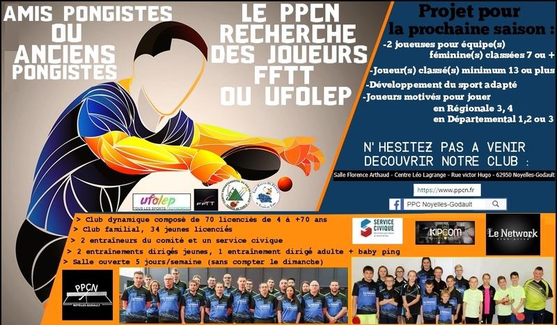 PPC Noyelles-Godault, en route pour la saison 2018-2019 Afften10