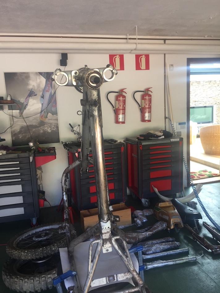 Restaurando mi Bultaco Frontera Gold Medal 370 Img_1110