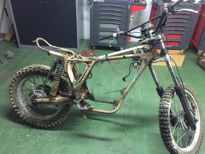 Restaurando mi Bultaco Frontera Gold Medal 370 Img_1111