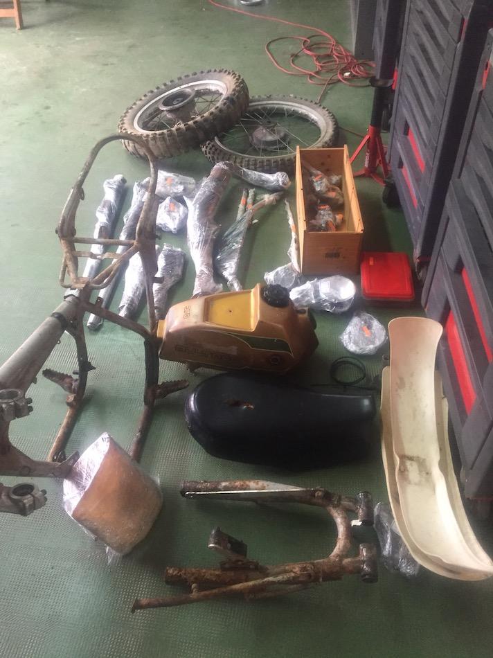 Restaurando mi Bultaco Frontera Gold Medal 370 Img_1112