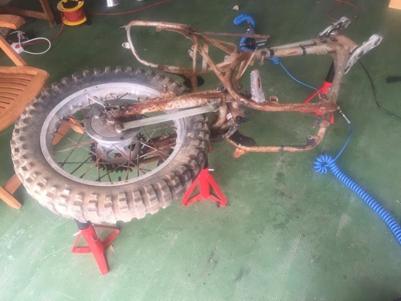 Restaurando mi Bultaco Frontera Gold Medal 370 Img_1113