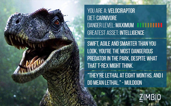 Which 'Jurassic World' Dinosaur Are You? 3u9voz10