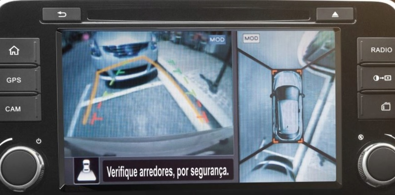 Instalação de CM original Nissan Kicks Captur10