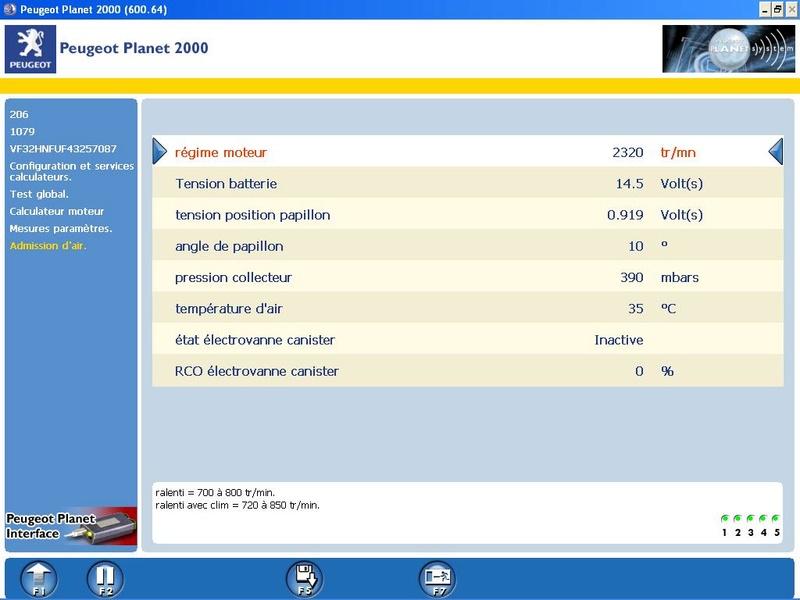 1.6 16s 8cv /110cv de 2003 : raté et démarrage difficile Nouvea10