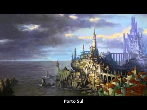 A Terra do Vento, Welcome to Porto_11