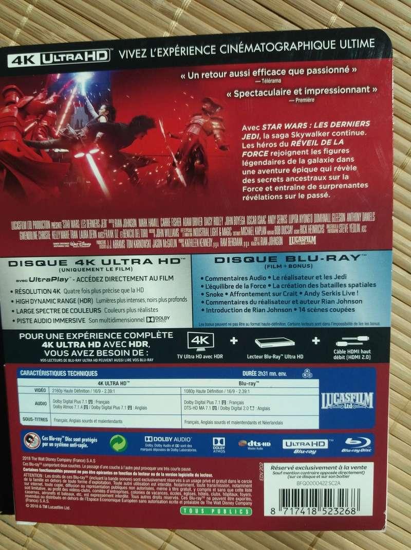 Star Wars : Les Derniers Jedi [Lucasfilm - 2017] - Page 25 15243015