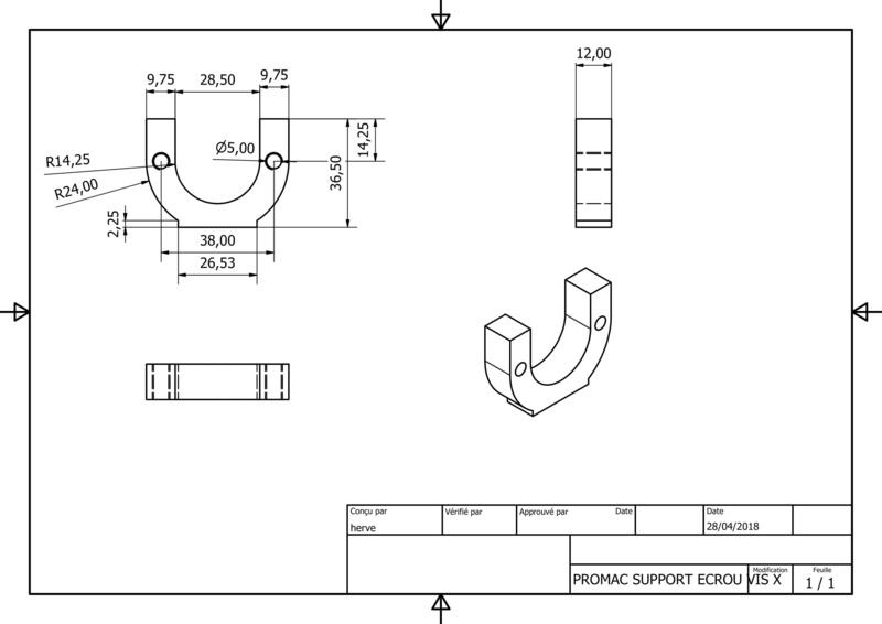 PROMAC FX820 VA Numerisation Promac13