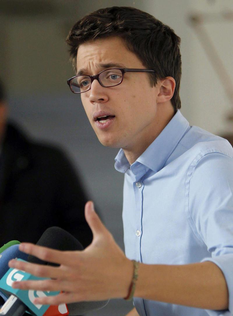 """[UP] Iñigo Errejón: """"Si no hay investidura, hay que convocar nuevas elecciones"""" _errej10"""
