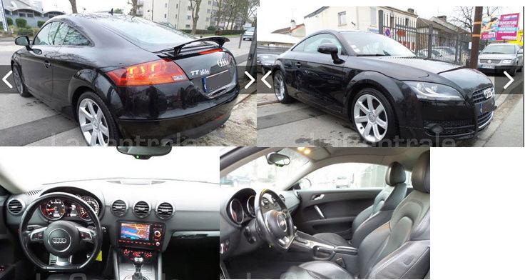 Nouveau sur le forum Audi_t10
