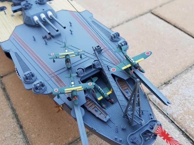 Der Neue und seine Flotte ;) 20180429