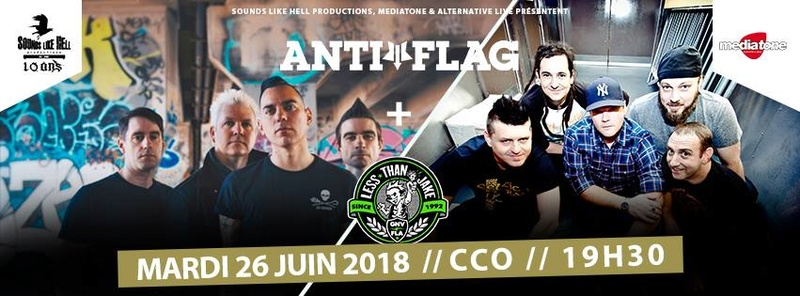 Anti flag + Less Than Jake au CCO  30713812