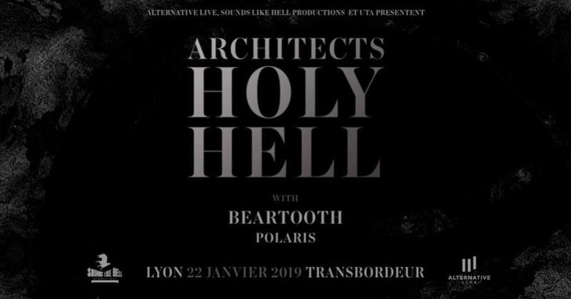 Architects, Beartooth et Polaris à Lyon (Transbordeur) 41524312